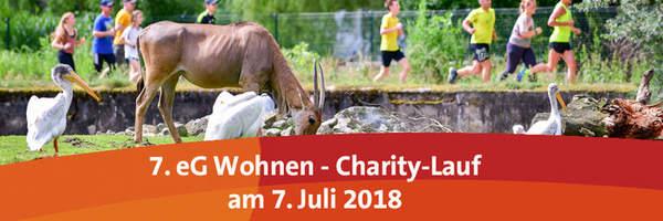 7. eG Wohnen Charitylauf am 07.07.2018