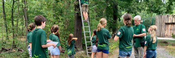 Handanlegen für den Artenschutz